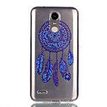 For Case Cover Pattern Back Cover Case Dream Catcher Soft TPU for LG LG K10 (2017) LG K8 (2017)