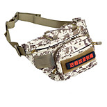 For Case Cover Card Holder Running Waist Belt Pouch Bag Case Camouflage Color Soft Nylon for Universal Other