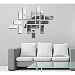 Fashion Shapes Abstract Wall Stickers Plane Wall Stickers Lens Decorative Wall Stickers,Acrylic Material Home Decoration Wall Decal