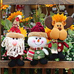 Недорогие -украшения новогодние украшения рождественские каникулы внутреннее украшение рождественские праздники украшения