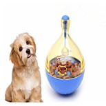 Dog Toy Pet Toys Interactive Tumbler Plastic For Pets
