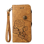 Case For Huawei P9 P10 Wallet Card Holder with Stand Flip Pattern Full Body Flower Hard PU Leather for Huawei P10 Lite Huawei P10 Huawei