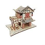 Набор для творчества 3D пазлы Пазлы Пазлы и логические игры Игрушки Лошадь Животные 3D Домики Мода Для детской Горячая распродажа