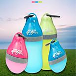 Cat Dog Bowls & Water Bottles Pet Bowls & Feeding Portable Blue Green Purple