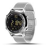 hhy ex18 smart watch браслет стальная лента новости толчок люминесцентный профессиональный профессиональный секундомер 50 метров супер