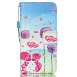 Case For Apple Ipod Touch5 / 6 Case Cover Card Holder Wallet with Stand Flip Pattern Full Body Case  Couple Hard PU Leather