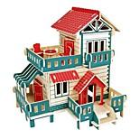 Набор для творчества 3D пазлы Пазлы Пазлы и логические игры Игрушки Замок Лошадь Животные 3D Домики Мода Для детской Горячая распродажа