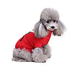 Кошка Собака Свитера Одежда для собак На каждый день Мультфильмы Костюм Для домашних животных