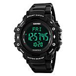 SKMEI -1180 Смарт-часы Защита от влаги Длительное время ожидания Педометры Пульсомер будильник Таймер Многофункциональный Пригодно для