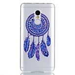 For Case Cover Pattern Back Cover Case Dream Catcher Soft TPU for Xiaomi Xiaomi Redmi Note 4X Xiaomi Redmi Note 4