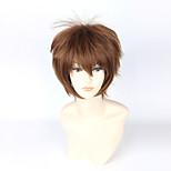 Косплэй парики Косплей Косплей Аниме Косплэй парики 35 См Термостойкое волокно Универсальные