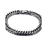 Men's Chain Bracelet Bracelet Simple Vintage Basic Rock Hiphop Stainless Steel Jewelry Jewelry For Daily Casual