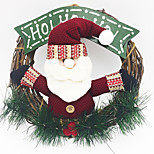 1pc Christmas Decorations Christmas OrnamentsForHoliday Decorations 25cm