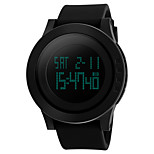 SKMEI -1142 Smartwatch Water Resistant / Water Proof Long Standby Alarm Clock Multifunction Light and Convenient Wearable Information