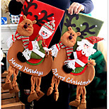 Storage Bag Stockings Other Santa Leisure Cuticle Other ChristmasForHoliday Decorations