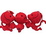 Stuffed Toys Toys Monkey Animals Cartoon Animal Shape Animal Holiday New Year's Holiday Fashion Animal Girls 1 Pieces