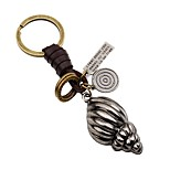 cheap -Keychains Jewelry Leather Alloy Irregular Classic Fashion Gift Going out