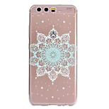 Case For Huawei P8 Lite (2017) P10 Lite Pattern Back Cover Mandala Soft TPU for Huawei P10 Lite Huawei P10 Huawei P8 Lite (2017)