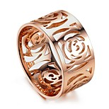 Муж. Жен. Массивные кольца Подарок Хип-хоп Нержавеющая сталь Круглый Бижутерия Назначение Для вечеринок Рождество