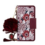 Case For Huawei P9 P10 Card Holder Wallet with Stand Flip Pattern Full Body Flower Hard PU Leather for Huawei P10 Plus Huawei P10 Huawei