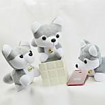 Недорогие -Мягкие игрушки Игрушки Собаки Животные Animal Shape Животные Семья Друзья Животные Мягкость Мультфильм игрушки Декоративная Дизайн