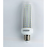 1pc 19W E27 LED Corn Lights T30 96 leds SMD 3528 Cold White 1600lm 6400K AC 110-240V