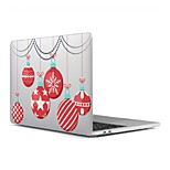 cheap -MacBook Case for Frosted Christmas Plastic Material New MacBook Pro 15-inch New MacBook Pro 13-inch Macbook Pro 15-inch MacBook Air