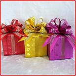 1шт Рождество Хранение новогодних аксессуаровForПраздничные украшения 15*15CM