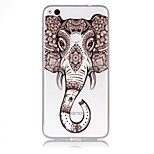 Case For Huawei P8 Lite (2017) P10 Lite Ultra-thin Transparent Embossed Pattern Back Cover Elephant Soft TPU for Huawei P10 Lite Huawei