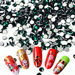 1440 Nail Art Decoration Rhinestone Pearls Makeup Cosmetic Nail Art Design