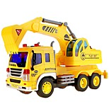 cheap -LED Lighting Holiday Props Logic & Puzzle Toys Toy Playsets Toy Cars Toy Trucks & Construction Vehicles Toys Construction Vehicle Wheel