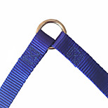 Dog Leash Walking Solid Nylon Blue