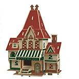 3D пазлы Пазлы Пазлы и логические игры Наборы для моделирования Игрушки Лошадь 3D Домики Мода Для детской Горячая распродажа Классика