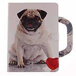 Case For Apple iPad mini 4 Card Holder Wallet with Stand Flip Magnetic Pattern Full Body Dog Hard PU Leather for iPad Mini 4 iPad Mini
