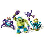 diy комплект строительные блоки игрушки дети 4 штуки