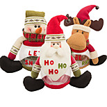 1pc Christmas Decorations Christmas OrnamentsForHoliday Decorations 10cm