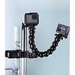 Шток Регуляция динамики Многофункциональные деформация Винт-на Для Экшн камера Все Xiaomi Camera SJCAM Горные велосипеды Шоссейные