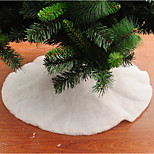 1pc Christmas Decorations Christmas Tree SkirtsForHoliday Decorations 90*90