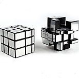 Rubik's Cube Smooth Speed Cube 3*3*3 Mirror Cube Magic Cube Stress and Anxiety Relief Office Desk Toys Holiday Birthday Novelty Gift