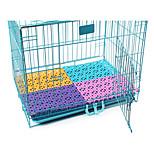 Кошка Собака Кровати Животные Коврики и подушки Однотонный Массаж Оранжевый Лиловый Зеленый Синий Розовый Для домашних животных