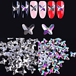 20 Nail Art Decoration Rhinestone Pearls Makeup Cosmetic Nail Art Design
