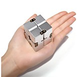 Infinity Cubes Toys Starched Office Desk Toys Stress and Anxiety Relief Wear-Resistant Pivoting Head Hot Sale Geometric Pieces Teen