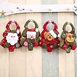 4шт Рождество Рождественские украшенияForПраздничные украшения 0.35