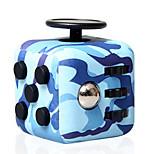 Недорогие -Настольная игрушка от стресса Кубик от стресса Игрушки Квадратный Стресс и тревога помощи Фокусная игрушка Сбрасывает СДВГ, СДВГ,