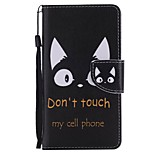 Case For Huawei Mate 9 Mate 10 Card Holder Wallet with Stand Flip Magnetic Pattern Full Body Cat Hard PU Leather for Huawei Mate 10