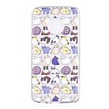 Case For Motorola G5 Plus G4 Plus Pattern Back Cover Cat Cartoon Soft TPU for Moto G4 Plus Moto G4 Play MOTO G4 Moto G5 Plus Moto G5