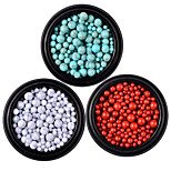 Nail Art Decoration Rhinestone Pearls Makeup Cosmetic Nail Art Design