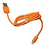 micro usb кабель для быстрой зарядки для xiaomi 100 см медная проволока натуральный каучук