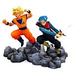 economico -Figure Anime Azione Ispirato da Dragon Ball Goku 10 CM Giocattoli di modello Bambola giocattolo