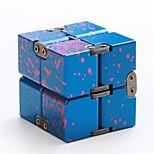 Недорогие -Кубик Infinity Cube Игрушки Крахмаление Износостойкий Вращающаяся головка Горячая распродажа Геометрической формы Куски Подростки Взрослые